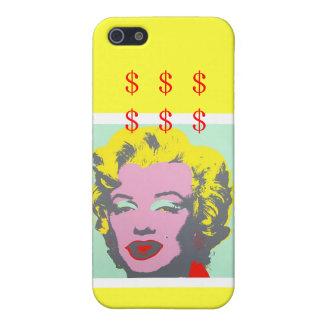 The Mali phosphorus Monroe iphone case