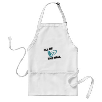 The Mall Adult Apron