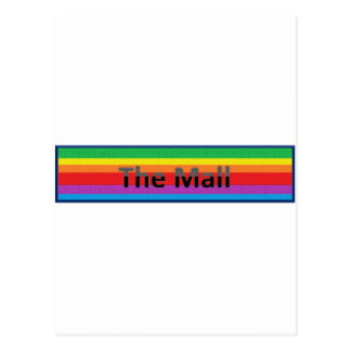 The Mall Style 3 Postcard