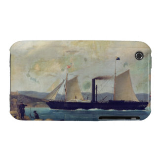 The 'Mallorcan', ship on which George Sand and Cho iPhone 3 Cover