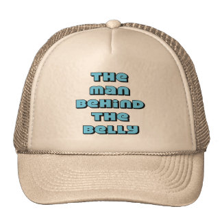 The Man Behind the Belly Trucker Hat