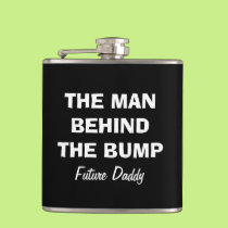 The man behind the bump flask for dad to be