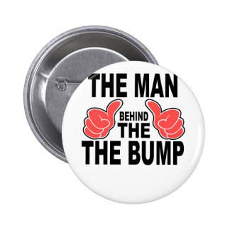 The Man Behind the Bump T-Shirts.png Button