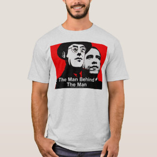 The Man Behind The Man - Saul Alinsky T-Shirt