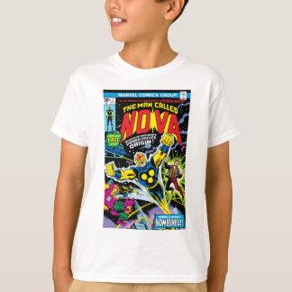 The Man Called Nova Vol. 1 Comic Issue #1 T-Shirt