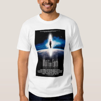 The Man From Earth Poster Shirt
