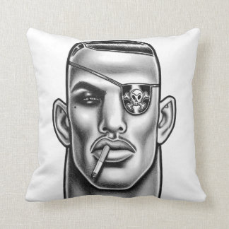 """""""The Man from T.O.T.H."""" Throw Pillow"""