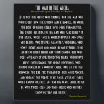 """&#39;The Man In The Arena&#39; Plaque<br><div class=""""desc"""">&#39;The Man In The Arena&#39; Plaque- Excerpt from the speech &quot;Citizenship In A Republic&quot; delivered by Theodore Roosevelt. &quot;It is not the critic who counts; not the man who points out how the strong man stumbles, or where the doer of deeds could have done them better. The credit belongs to...</div>"""