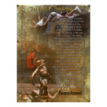 """""""The man in the arena"""" Theodore Roosevelt Posters"""