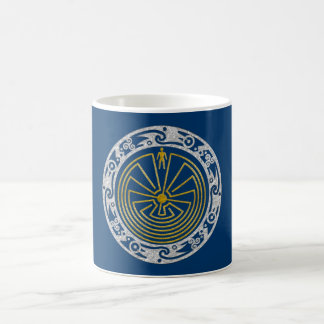 The Man in the Maze - Ornament gold silver Mugs