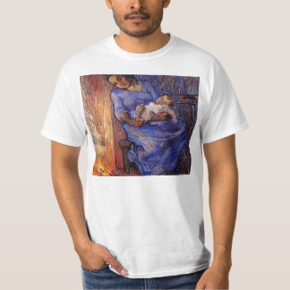 The Man is at Sea after Demont-Breton by van Gogh Tee Shirt