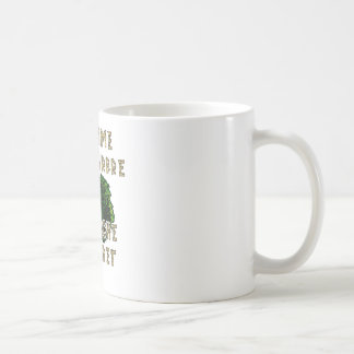 The Man is the Tree which Gâche the Forest Coffee Mug