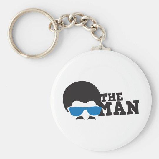 THE MAN KEYCHAIN
