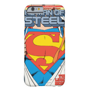 The Man of Steel #1 Collector's Edition Barely There iPhone 6 Case