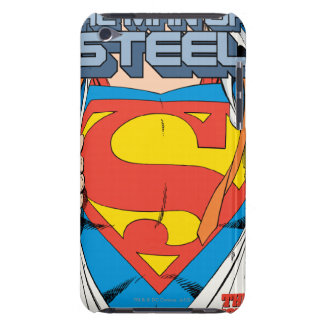 The Man of Steel #1 Collector's Edition Case-Mate iPod Touch Case