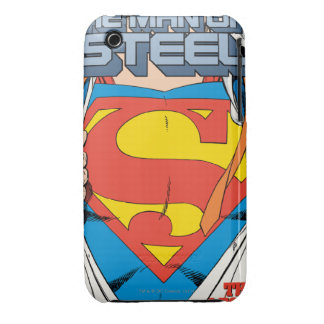 The Man of Steel #1 Collector's Edition iPhone 3 Case-Mate Case