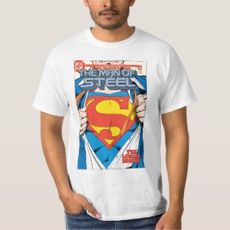 The Man of Steel #1 Collector's Edition T-Shirt