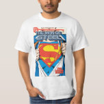 The Man of Steel #1 Collector's Edition T Shirts