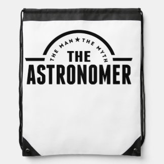 The Man The Myth The Astronomer Backpack