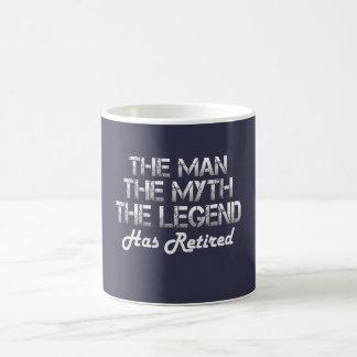 THE MAN - THE MYTH - THE LEGEND COFFEE MUG