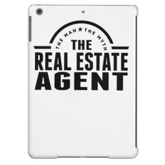The Man The Myth The Real Estate Agent Cover For iPad Air