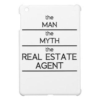 The Man The Myth The Real Estate Agent iPad Mini Case