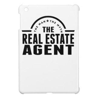 The Man The Myth The Real Estate Agent iPad Mini Cases