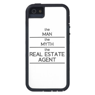 The Man The Myth The Real Estate Agent iPhone 5 Cases