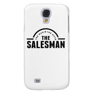 The Man The Myth The Salesman Galaxy S4 Case