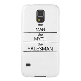 The Man The Myth The Salesman Galaxy S5 Case