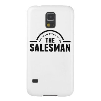 The Man The Myth The Salesman Galaxy S5 Covers