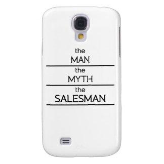 The Man The Myth The Salesman Samsung Galaxy S4 Case