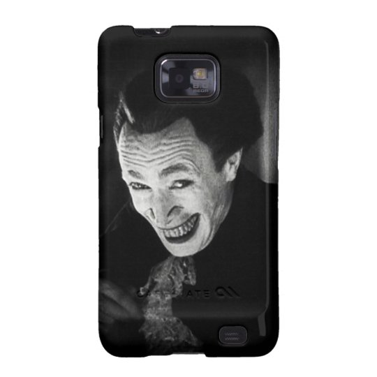 The Man Who Laughs Samsung Galaxy SII Cover