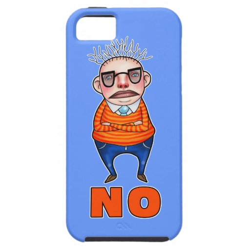 The man who says NO iPhone 5 Covers