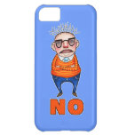 The man who says NO iPhone 5C Cover