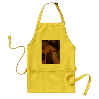 The Man Who wasn't There Aprons