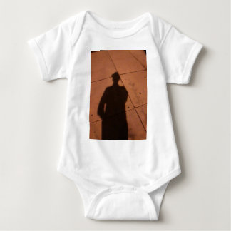 The Man Who wasn't There Baby Bodysuit