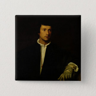 The Man with a Glove, c.1520 Button