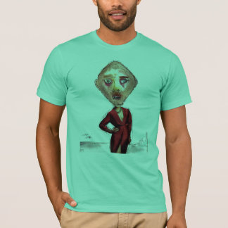 the man with a womans body T-Shirt