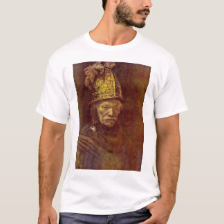 The Man With The Golden Helmet. T-Shirt