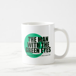 The Man WithThe Green Eyes Classic White Coffee Mug