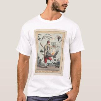The Man Wots Got the Whip Hand of 'Em All (1297) T-Shirt