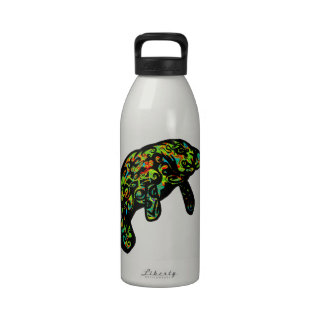 THE MANATEE GRACE REUSABLE WATER BOTTLES