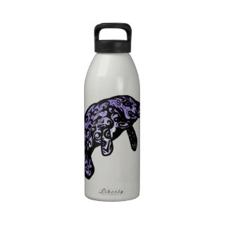 THE MANATEES GRACE DRINKING BOTTLE
