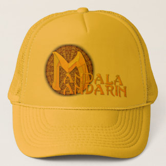 """The """"Mandala-Mandarin"""" Logo Cap"""