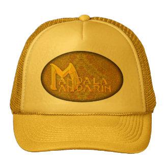 """The """"Mandala-Mandarin"""" Logo Cap III Trucker Hat"""