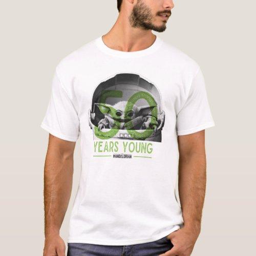 The Mandalorian  50 Years Young T_Shirt