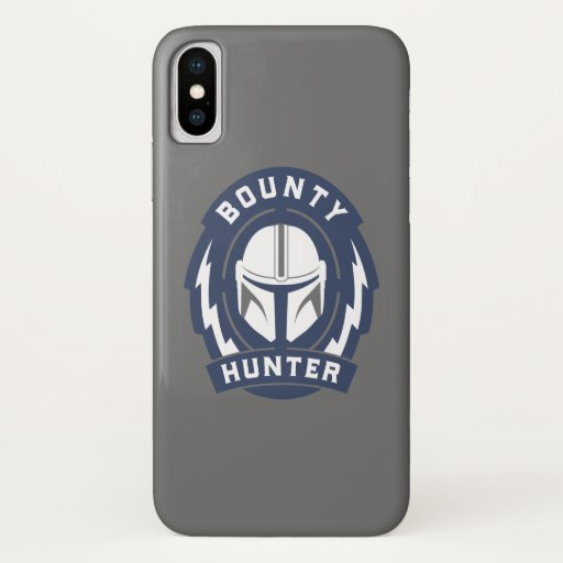 The Mandalorian | Bounty Hunter iPhone X Case