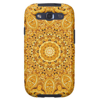 The Mandarin's Gold Phone-Case Galaxy SIII Covers