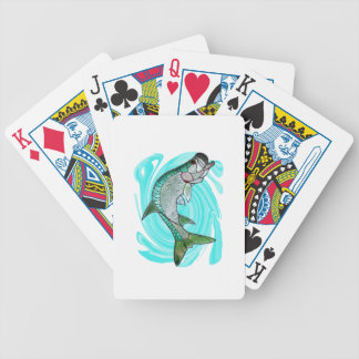 THE MANGROVE KING BICYCLE PLAYING CARDS
